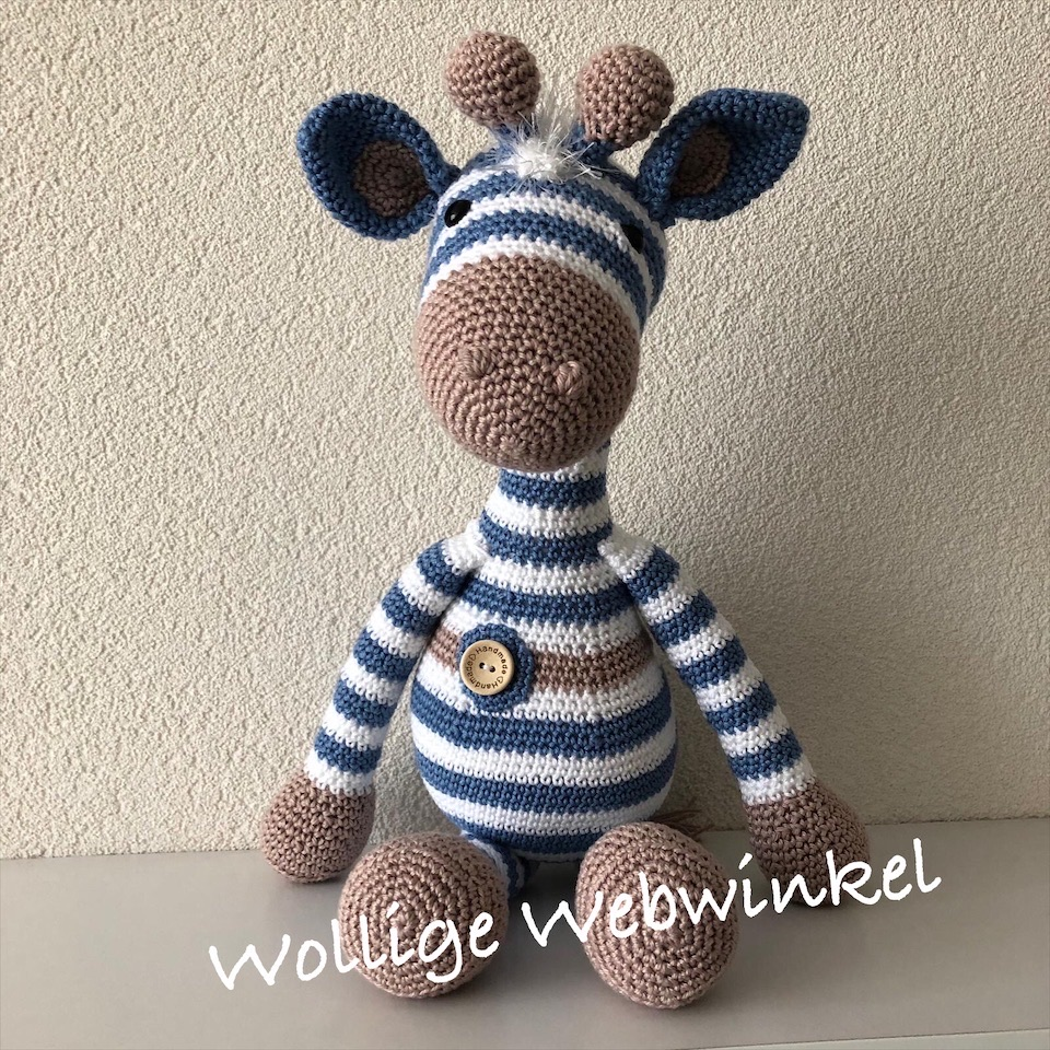Giraf Gijs 6