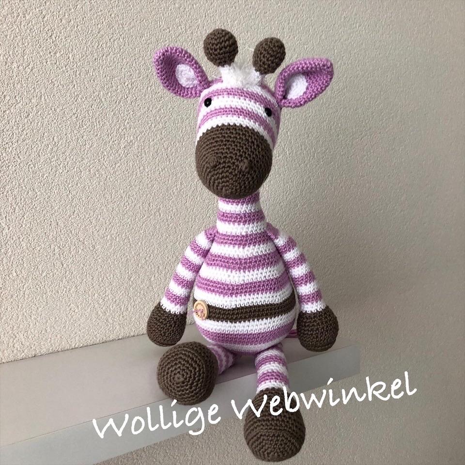 Giraf Gijs 5