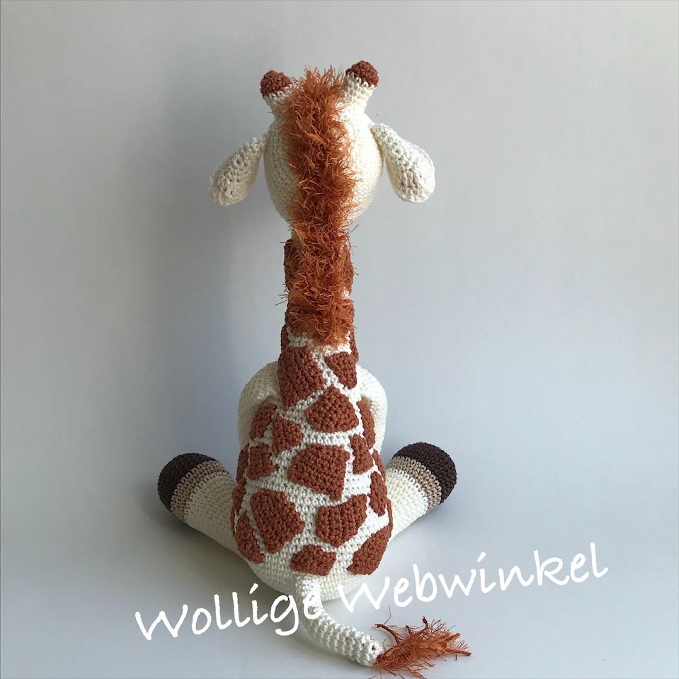Girafje Romy 1a