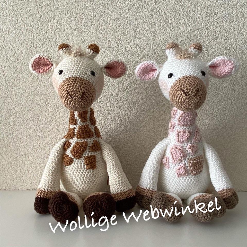 Girafje Romy duo