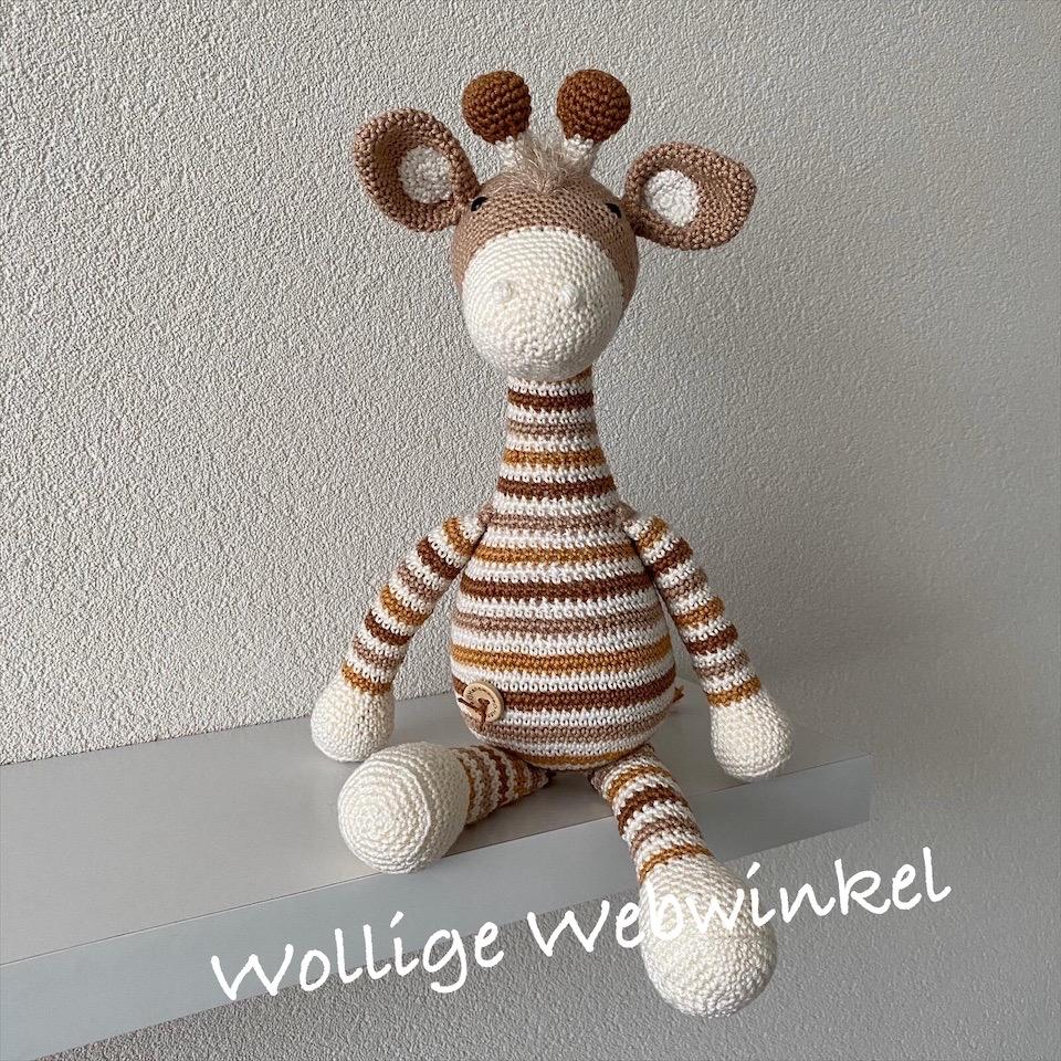 Giraf Gijs 14