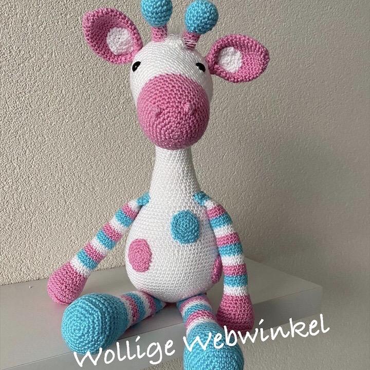 Giraf Gijs 8