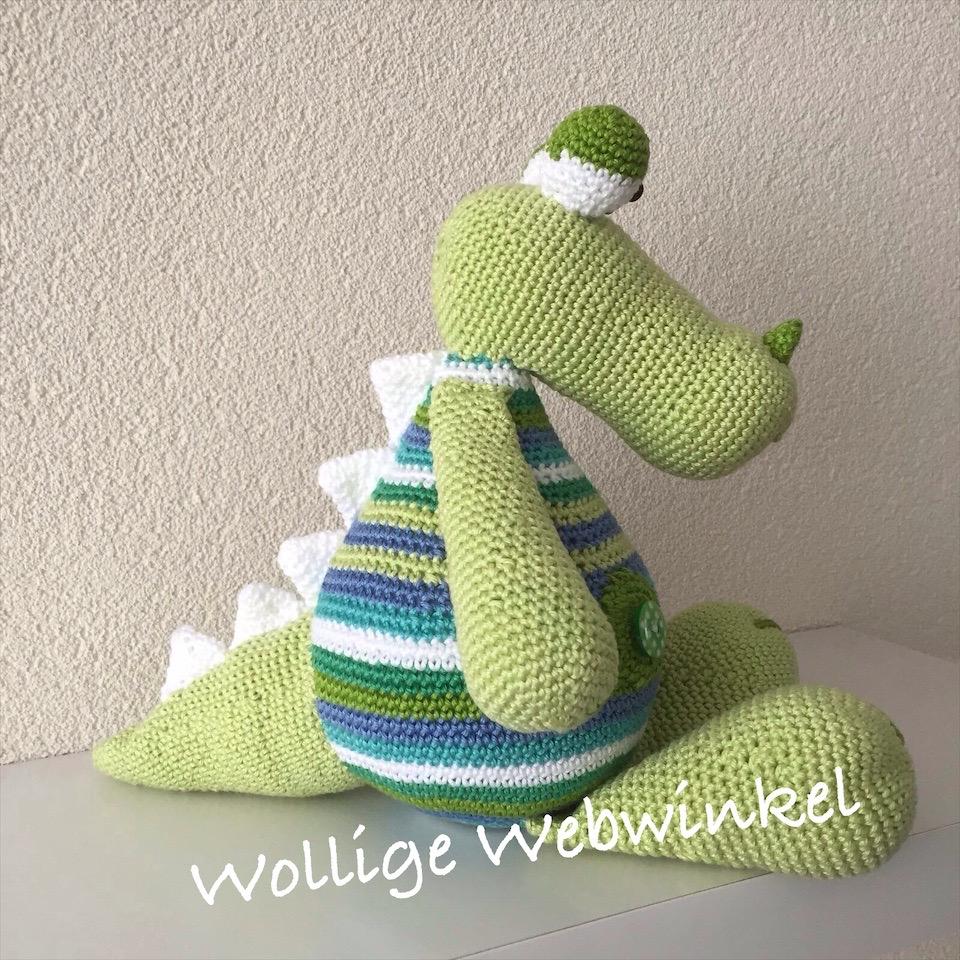 Krokodil Karel 1a