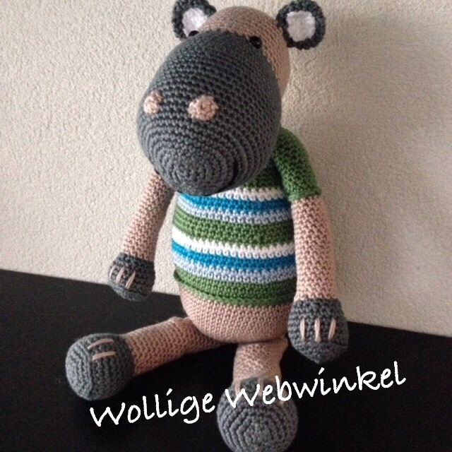 Nijlpaard Nikki 1