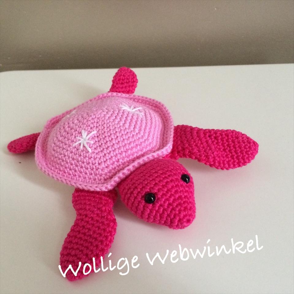 Zeeschildpadje 1