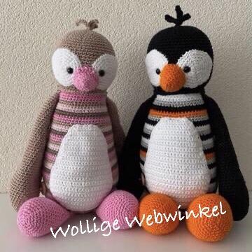 Pinguïn Pip duo 1