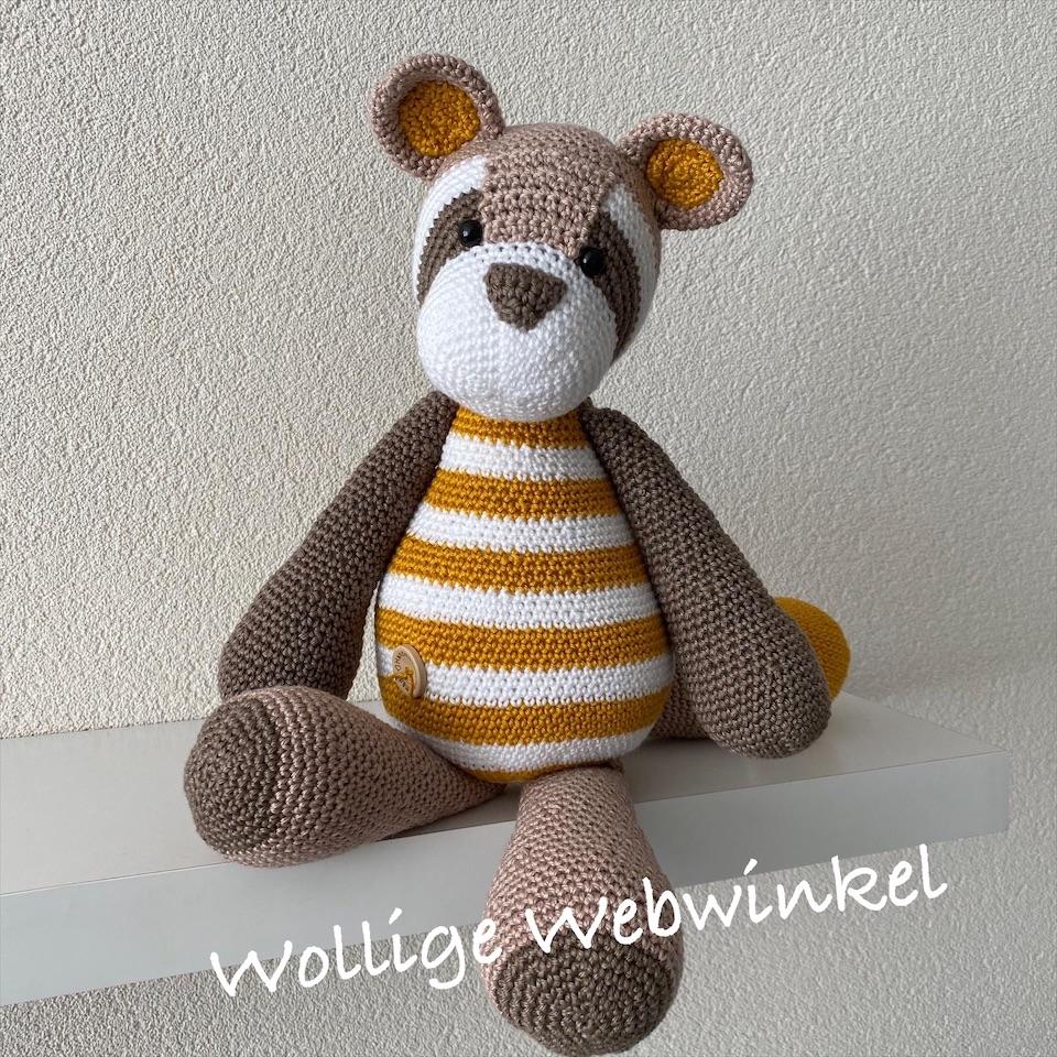Wasbeer Wessel 2