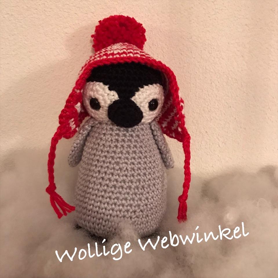 Baby Pinguïn Pip 1