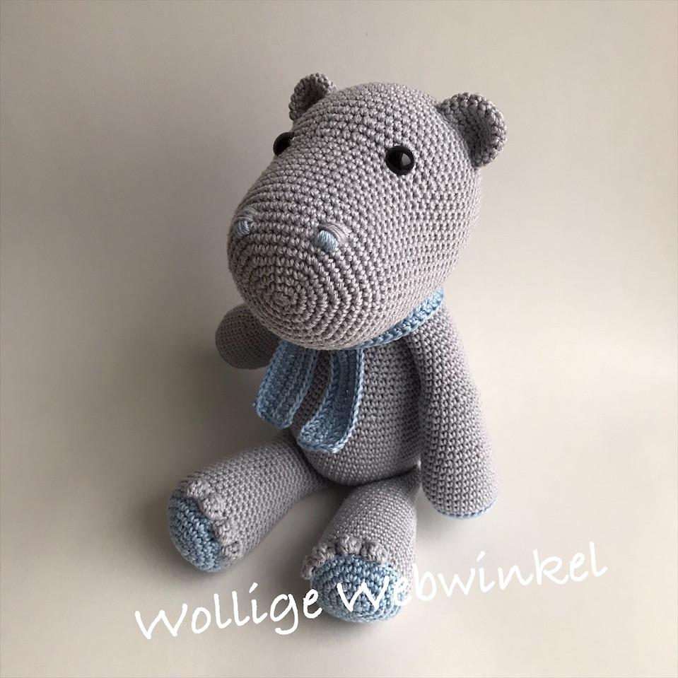 Nijlpaard Neeltje 1a