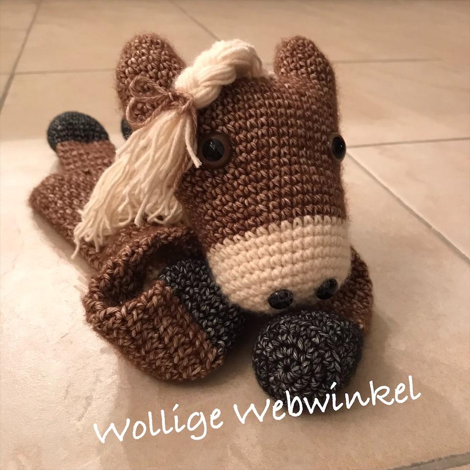 Lappenpop Paard 1