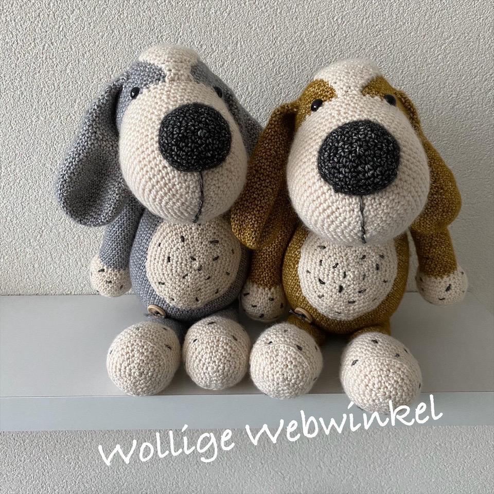 Hond Boris 4&5