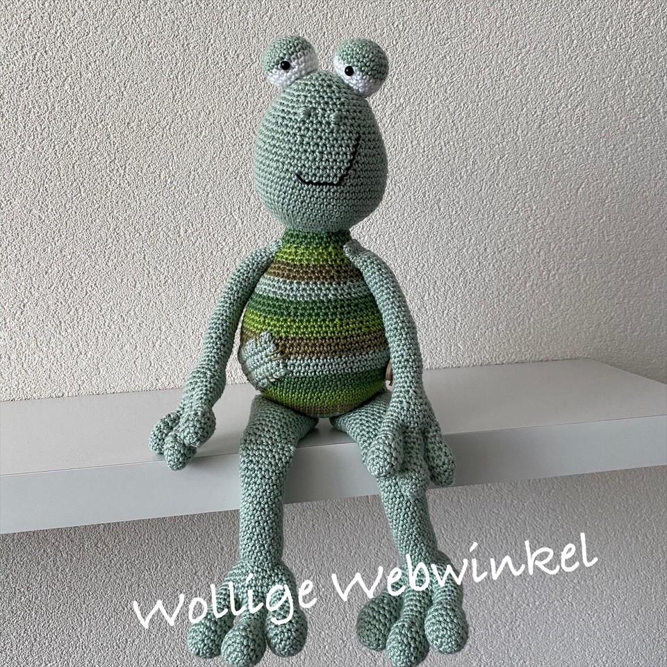 Kikker Kobus 4