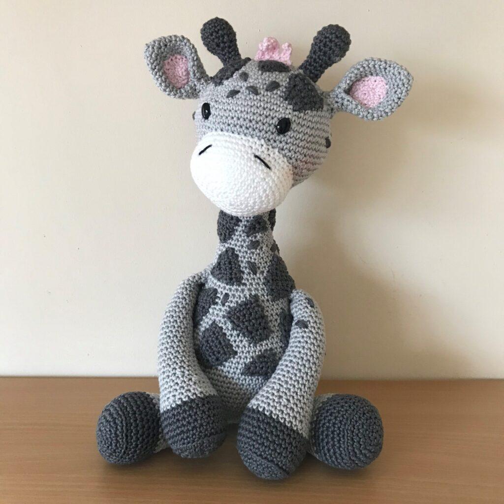 Giraf George 2
