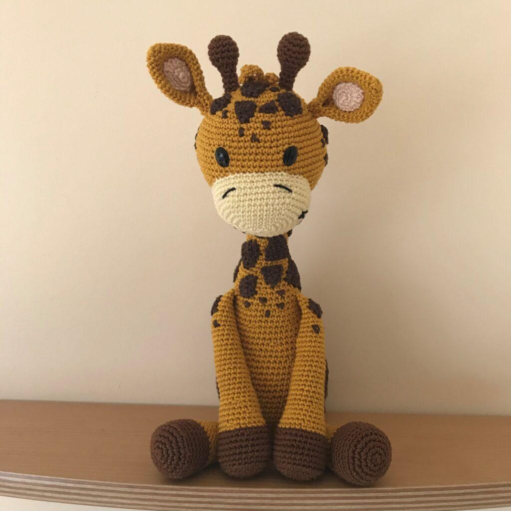 Giraf George 3
