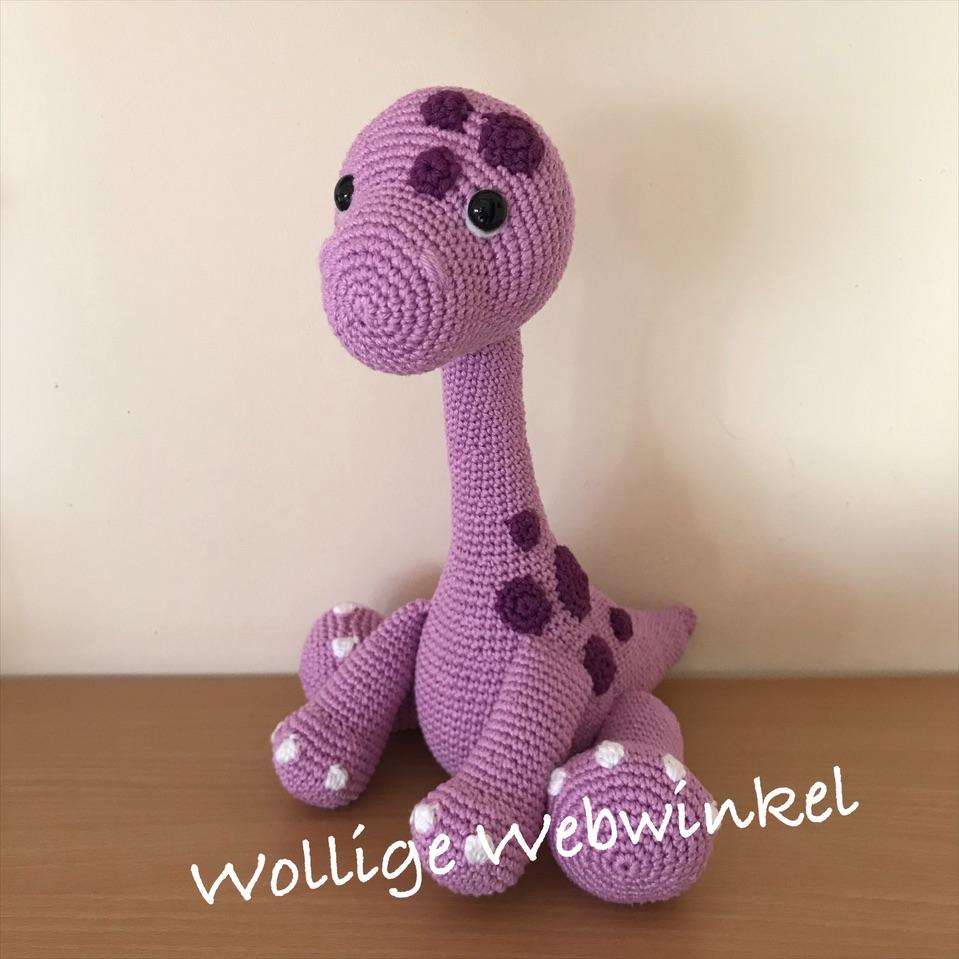 Brontosaurus baby 1