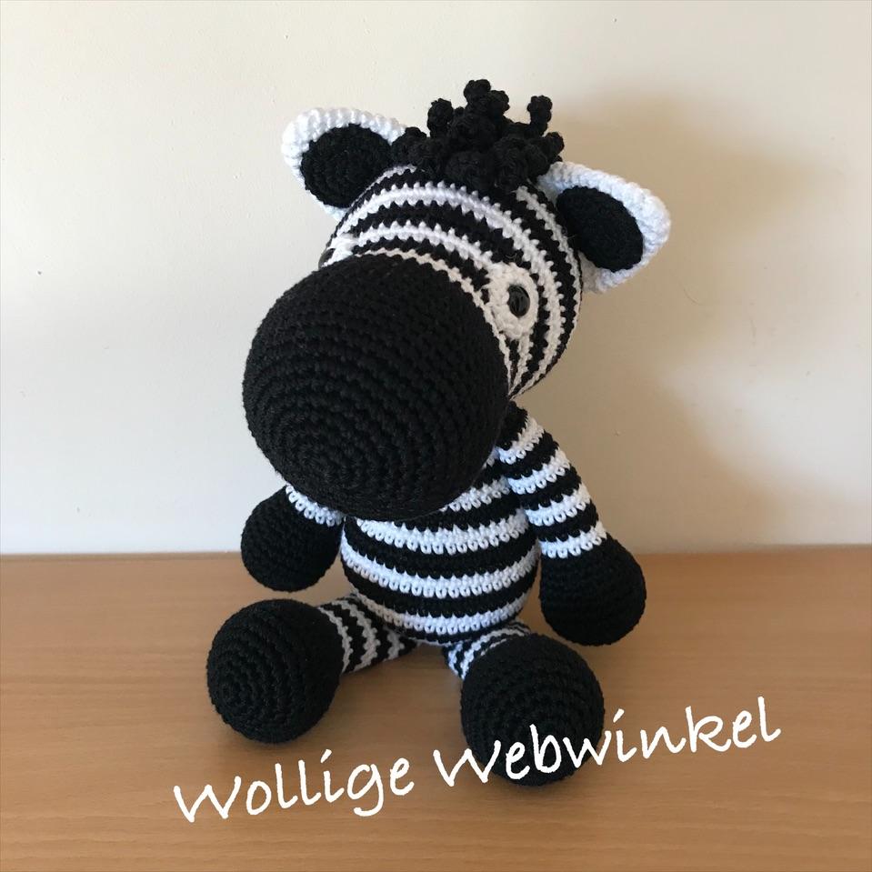 Zebra Zoey 3