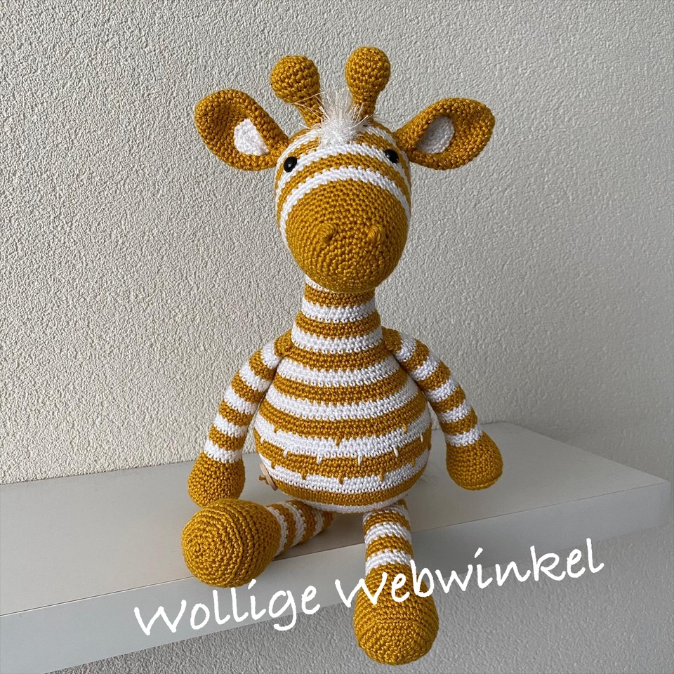Giraf Gijs 20