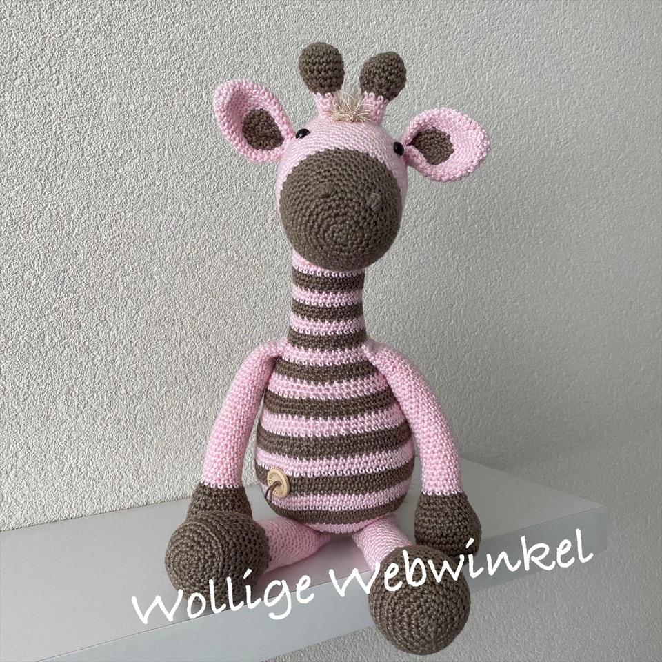Giraf Gijs 17